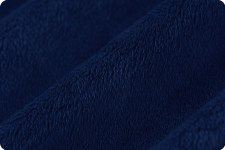 "Cuddle Fleece, 90""- Blues- Navy"