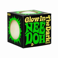 NeeDoh Stress Ball- Glow in the Dark