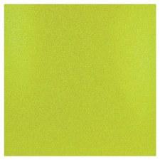 12x12 Glitter Cardstock- Neon Yellow
