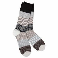 Gallery Crew Socks - Nightfall