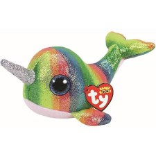 Ty Beanie Boos- Nori the Narwhal