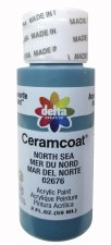 Delta Ceramcoat Acrylic Paint, 2oz- Blues: North Sea