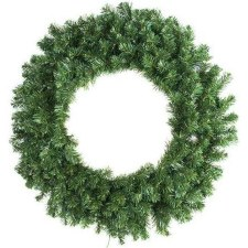 """12"""" Norway Pine Candle Ring"""