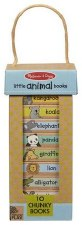Natural Play Book Tower- Little Animals