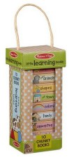 Natural Play Book Tower- Little Learning