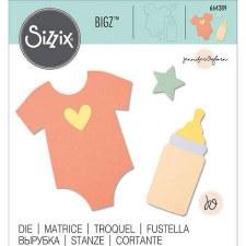 Sizzix Bigz Die- Nursery
