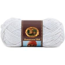 Hometown USA Yarn- New York White