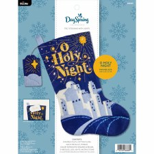 Bucilla Felt Stocking Kit- O Holy Night