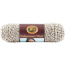 Fisherman's Wool Yarn- Oak Tweed