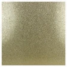 12x12 Glitter Cardstock- Oatmeal
