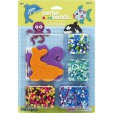 Perler Beads Kit- Ocean Buddies