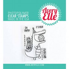 Avery Elle Oh Snap Clear Stamp Set