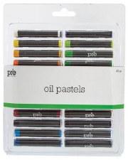 Pre Oil Pastels, 48pc