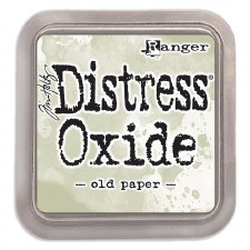 Tim Holtz Distress Oxide- Old Paper Ink Pad