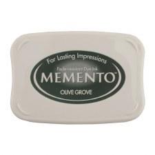 Memento Dye Ink Pad- Olive Grove