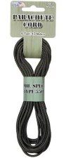 Parachute Cord 4mm x 16ft- Olive