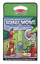 Melissa & Doug On The Go Water Wow!- Animals