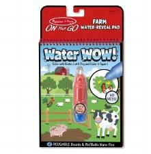 Melissa & Doug On The Go Water Wow! Farm