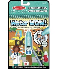 Melissa & Doug On The Go Water Wow!- Occupations