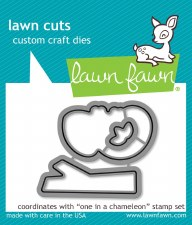 Lawn Fawn One In A Chameleon Craft Dies