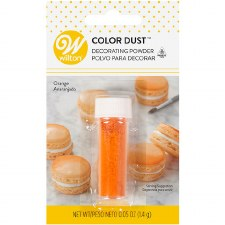 Color Dust- Orange