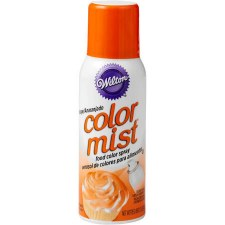 Color Mist Spray, 1.5oz- Orange