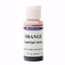 Food Coloring Liquid - Orange