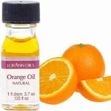 Oil Flavoring, 1fl dram- Orange