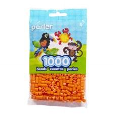 Perler Beads 1000 piece- Orange
