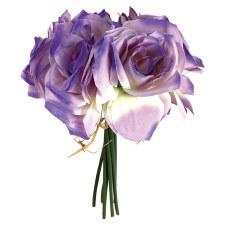 Ashley Rose Wedding Bouquet- Orchid