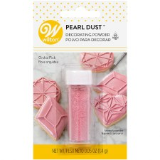 Color Dust, Pearl- Orchid Pink