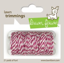 Lawn Fawn Trimmings Cord- Orchid