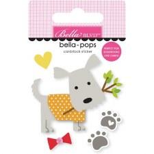 Cooper Bella-Pops Stickers- Oscar