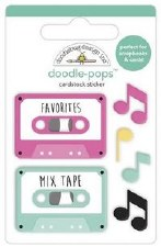 Love Notes Stickers: Doodle-Pops- Our Song