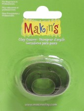 Makin's Clay Cutter - Oval