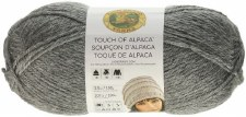 Touch of Alpaca Yarn- Oxford Grey