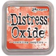 Tim Holtz Distress Oxide- Crackling Campfire Ink Pad