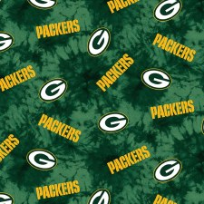 Sport Teams Bolted Flannel- Green Bay Packers