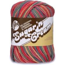 Sugar 'n Cream Yarn, Ombre- Painted Desert #190