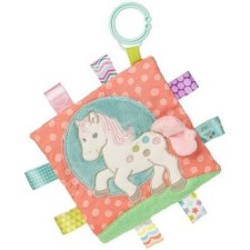 Taggies Crinkle Me Baby Toy- Painted Pony