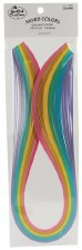 Quilling Papers, 100pc- Lighter Colors