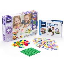 Plus Plus Learn to Build Box Set- Pastel