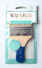 Waverly Pattern Brush