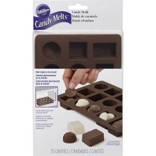 Silicone Candy Molds- Box of Chocolates