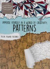 Adult Coloring Book- Patterns