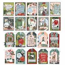 Project Box 11.21: Winter Cards & Tags Kit