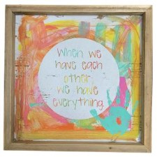 Mother's Day Project Box: Mommy & Me Painting