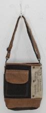 Myra Shoulder Bag- Peace Pocket