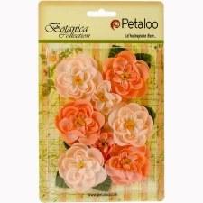 Botanica Ranunculus Embellishments- Peach