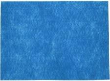 """Rainbow Classic Felt, 9""""x12""""- Peacock Blue"""